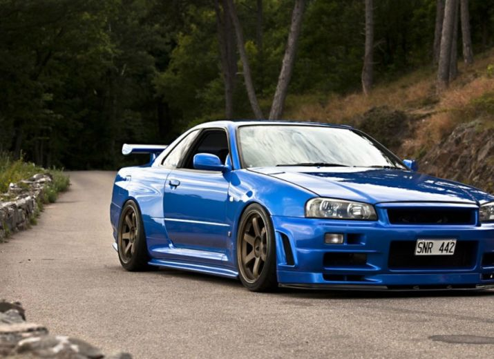 cagnotte : get my dream a nissan skyline gtr r32 or r34 - leetchi