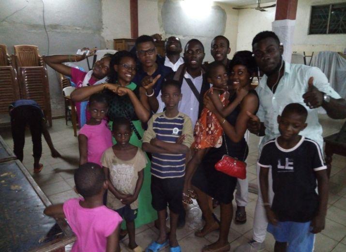 Collecte de dons pour la rentrée scolaire des orphelins de OSV