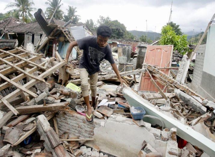 Solidarité pour les rescapés de Lombok