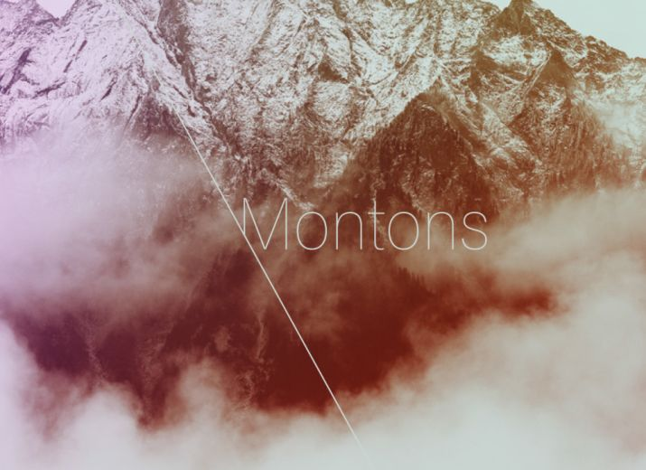 """Projet nouvel album """"Montons"""""""
