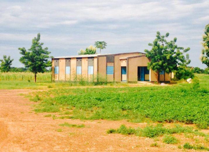 Un centre médical pour Dadmé