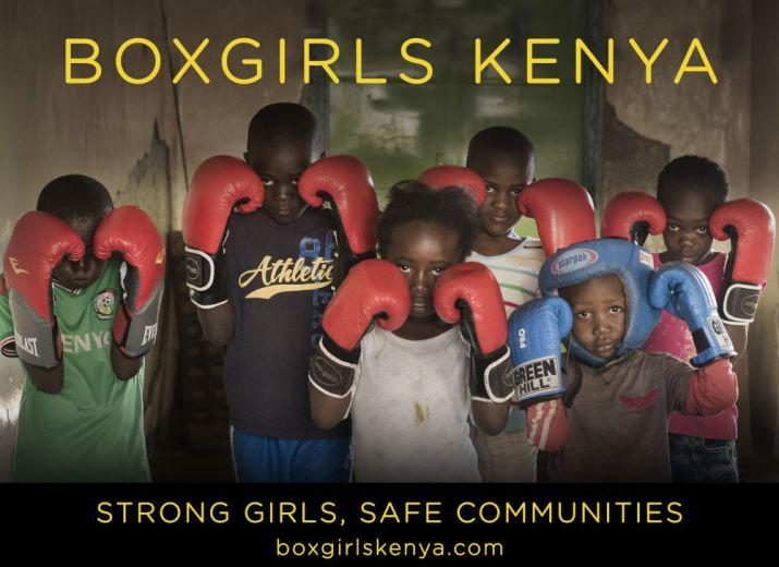 BOXGIRLS KENYA - Strong girls, safe communities
