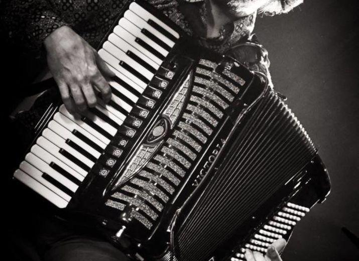 Collecte suite au vol de mon accordéon