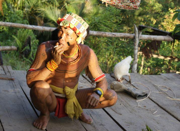 Tous ensemble pour préserver la tribu Mentawaï