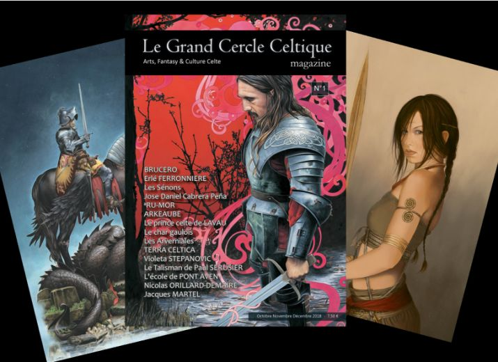 Le Grand Cercle Celtique Magazine