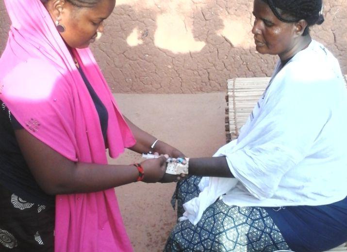 Urgence PALUDISME / Touaregs et Nigériens au bord de l'asphyxie