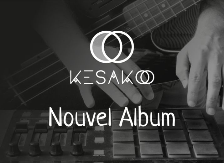 Nouvel album de KesakoO