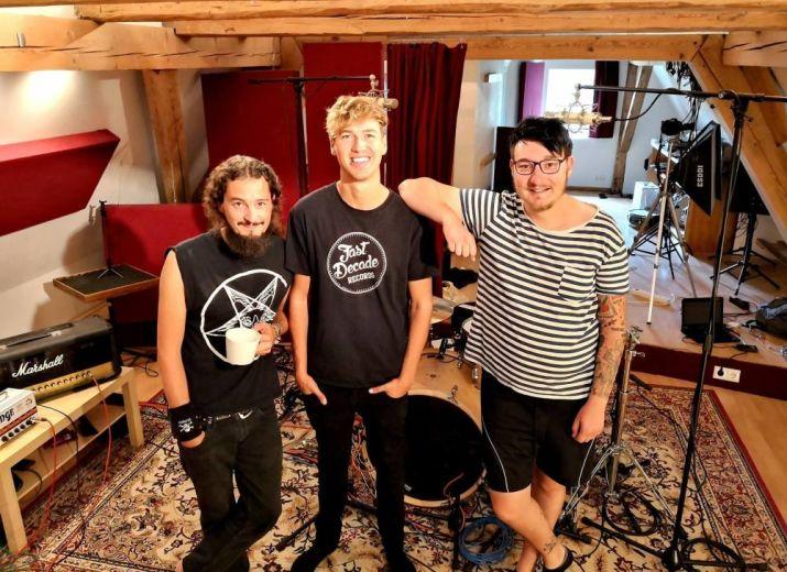Das neue Album von Sturdy!