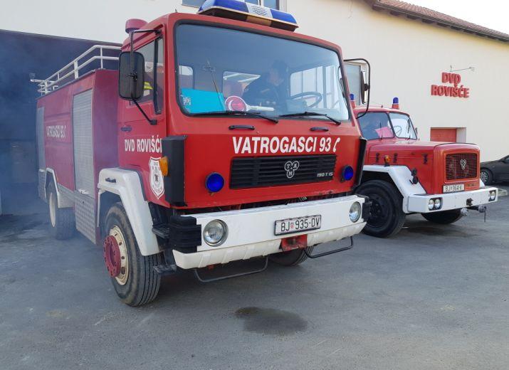 Cagnotte Pour Nos Collègues Pompiers De Croatie
