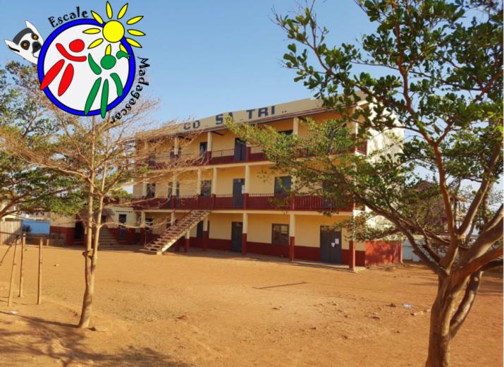 ESCALE 2019 - Réhabilitation du Collège de la Sainte Trinité  - MADAGASCAR