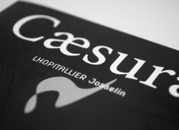 Caesura - Le livre