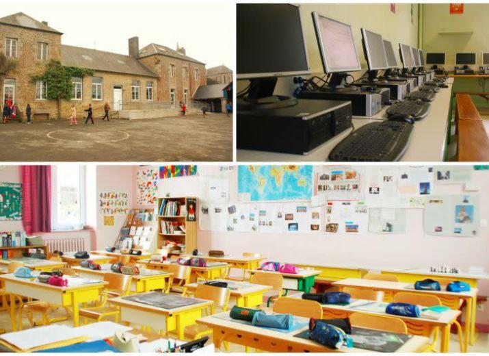 Projet numérique pour l'école du Sacré Coeur