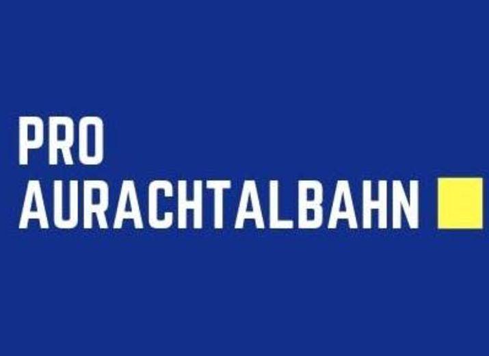 Pro AURACHTALBAHN Spendenaktion