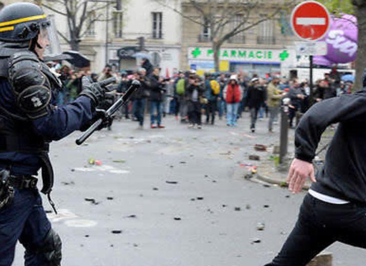 Solidarité avec notre camarade Maxime, contre la répression policiere