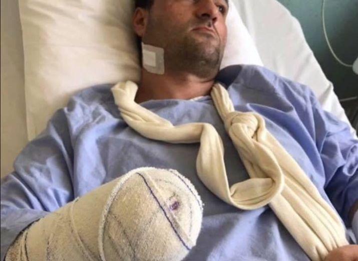 Cagnotte de solidarité avec Frédéric ROY, blessé par une grenade à Bordeaux lors de la manifestation gilet jaune