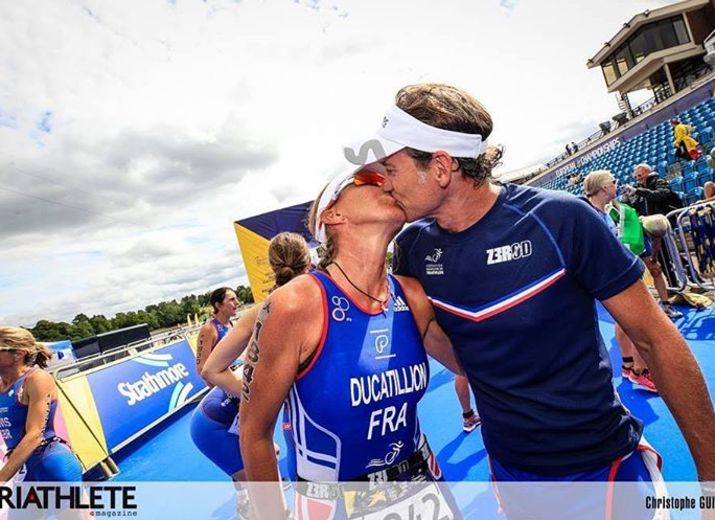 Direction les Championnats de France d'Europe et du Monde de Triathlon 2021