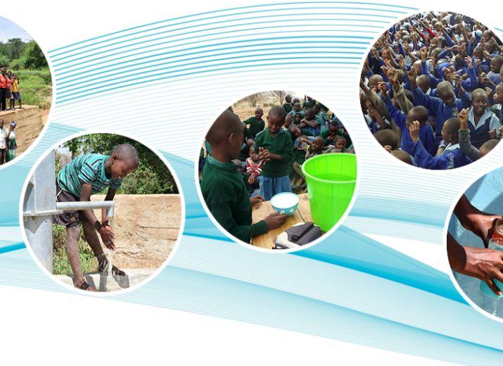 Brunnenbau an einer Schule in Kenia