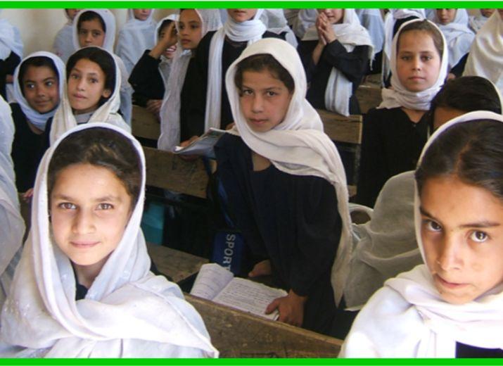 Scolarisation en Afghanistan