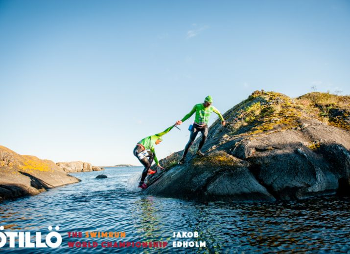 No Limit Challenge Swimrun ötillö