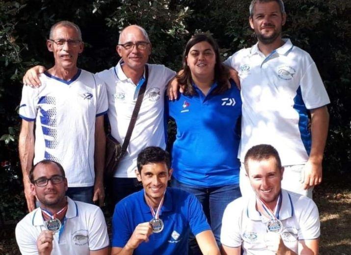 Le Team Surfcasting Brévinois, en route pour les championnats du monde de pêche 2019