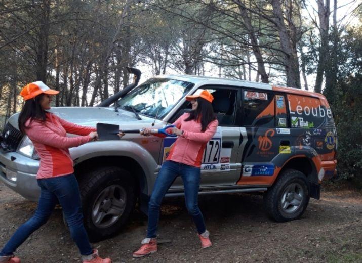 Rallye Aicha des Gazelle 2019