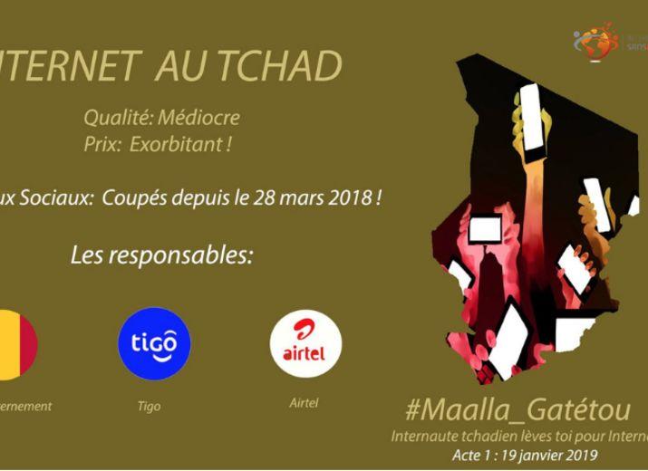 Des VPN pour la liberté d'expression au Tchad