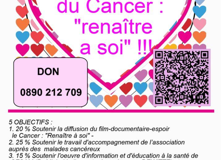 """LES 150 JOURS : LE CANCER : """"Renaître à soi"""""""