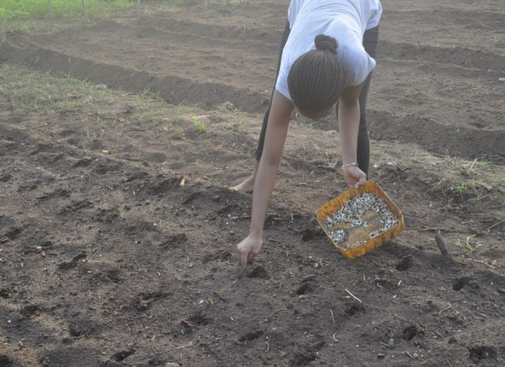 Lutter contre la malnutrition au Bénin AVEC VOUS C'EST POSSIBLE!