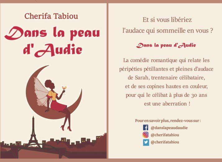 Prévente roman - Dans la peau d'Audie