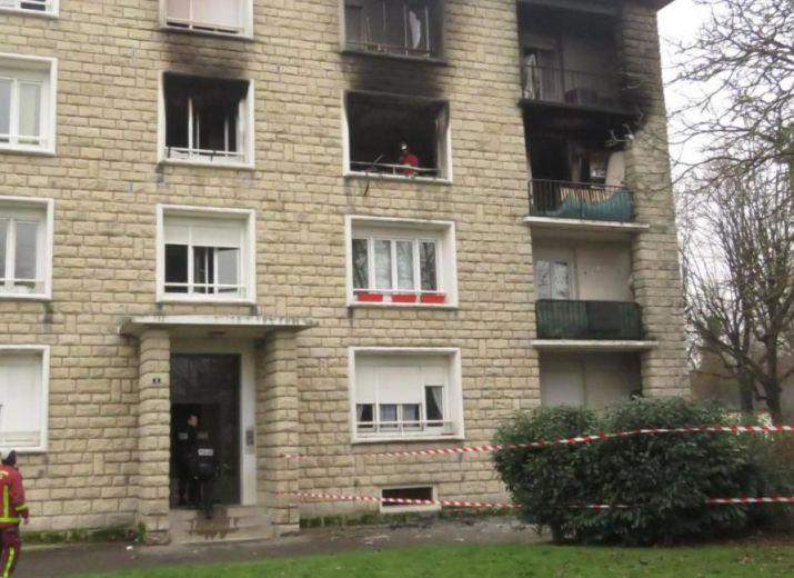 Pour la famille victime de l'incendie à Dugny