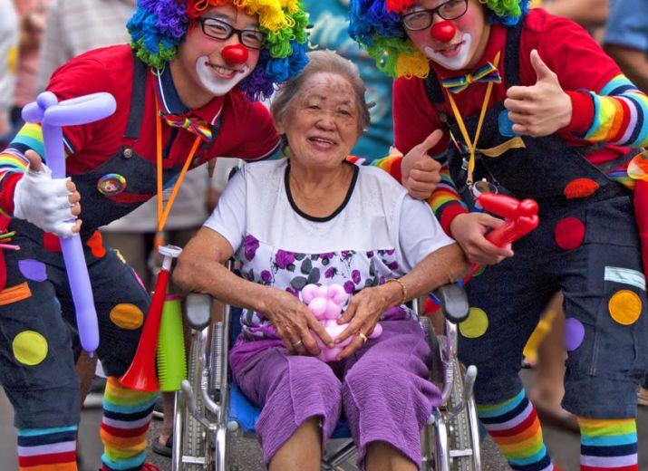 CrowdAngels für HealingClowns