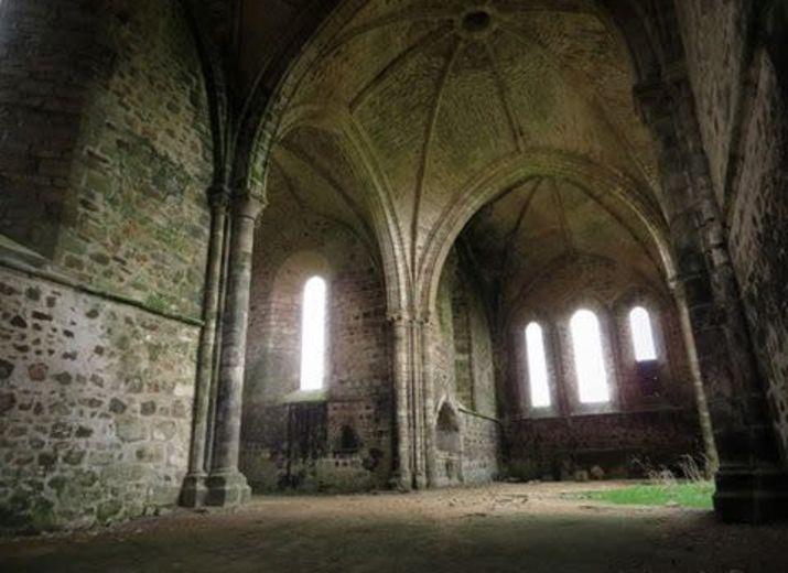 Restauration de l'Abbaye de Notre Dame Des Fontenelles