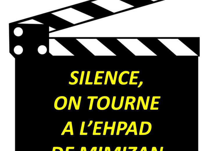 Projet Film à l'EHPAD de Mimizan