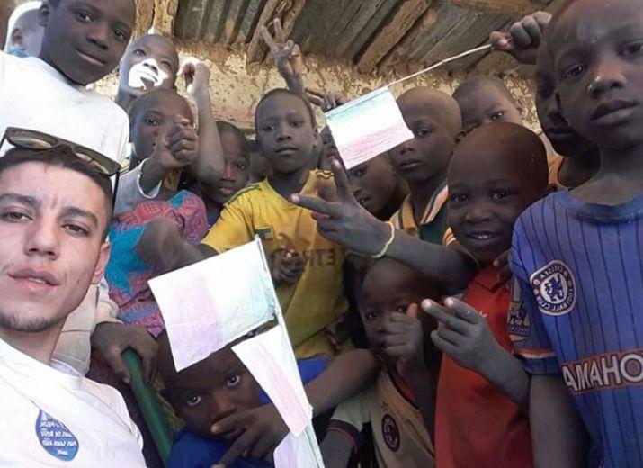 « Soutenons les veuves et orphelins du RDCongo avec l'association Youssef Nazario »
