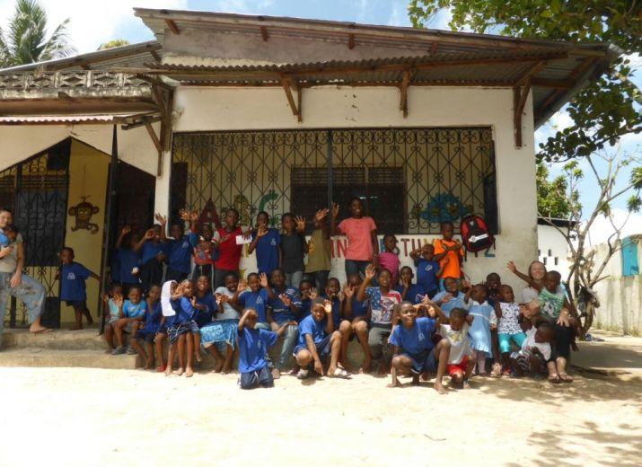 Montessori School and Orphanage Bububu Zanzibar