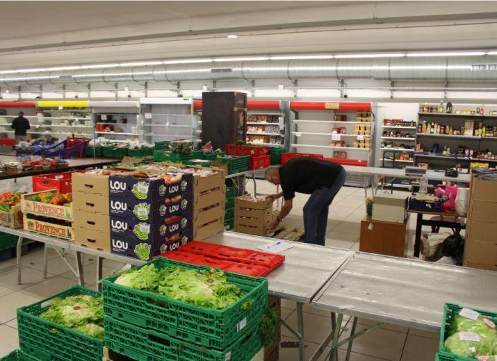 Achat d'un nouveau camion pour l'épicerie sociale et solidaire OASIS D'AMOUR Vaulx-En-Velin