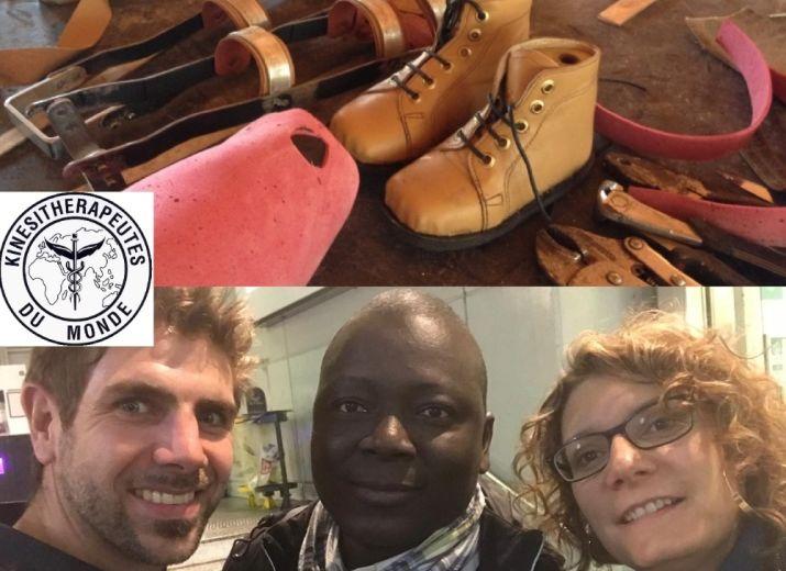 """Kinés Du Monde: """"Mettre debout au Togo"""