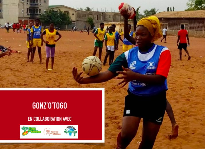 Projet Gonz'O'Togo - Rugby solidaire