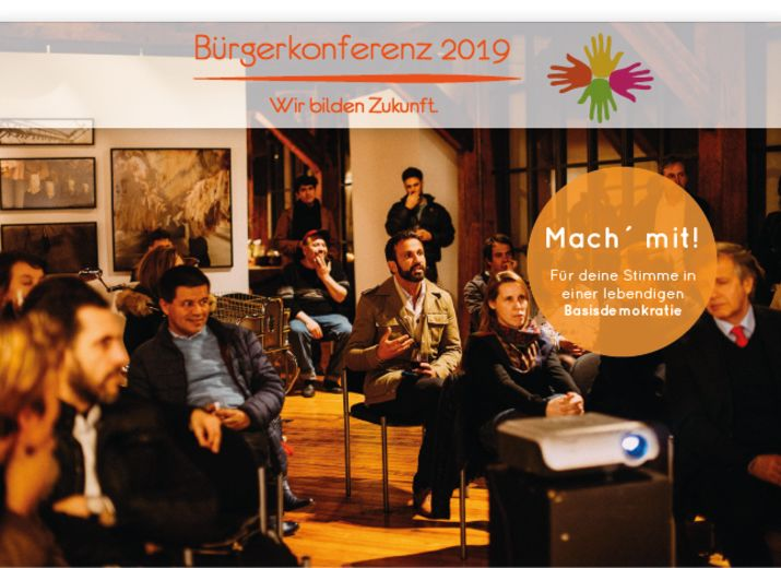 Bürgerkonferenz 2019