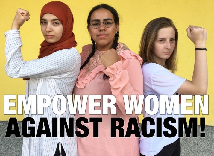 Empower Women against Racism!