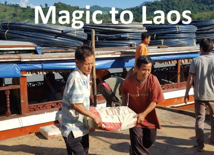 Magic to Laos - Magic to the World e.V.