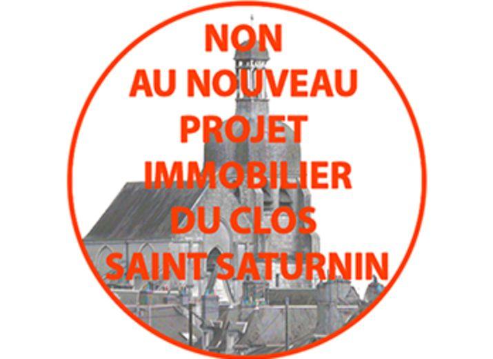 SOLIDAIRE contre le Projet Saint Saturnin