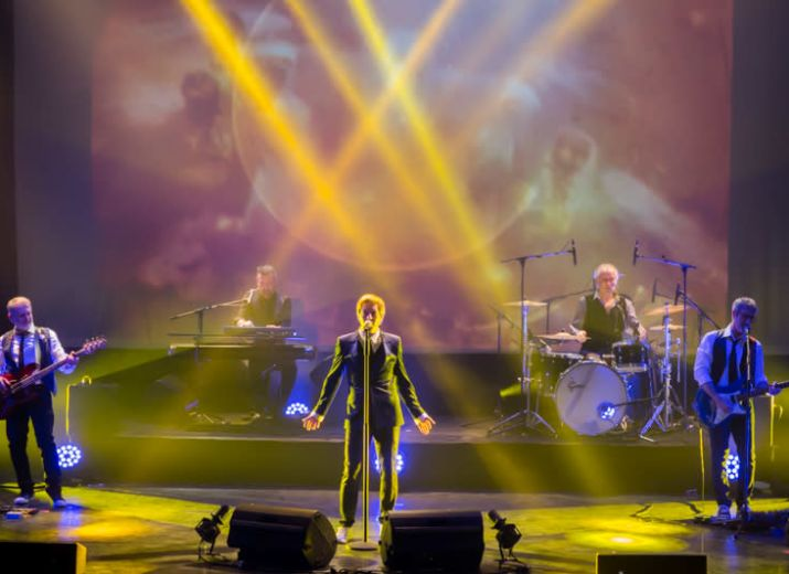 Spectacle STARMAN The French Bowie Tribute