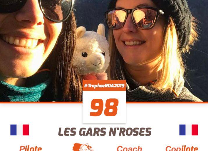 Les Gars N' Roses - Trophée Roses des Andes 2019
