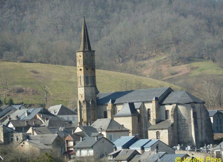 Restauration de l'église de Massat ( Ariège)