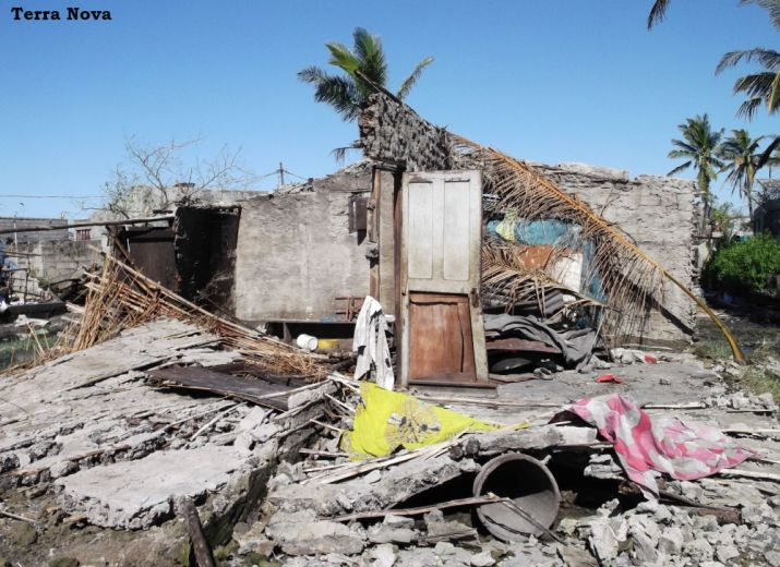 Reconstruire Terra Nova après le cyclone de Beira - MOZAMBIQUE