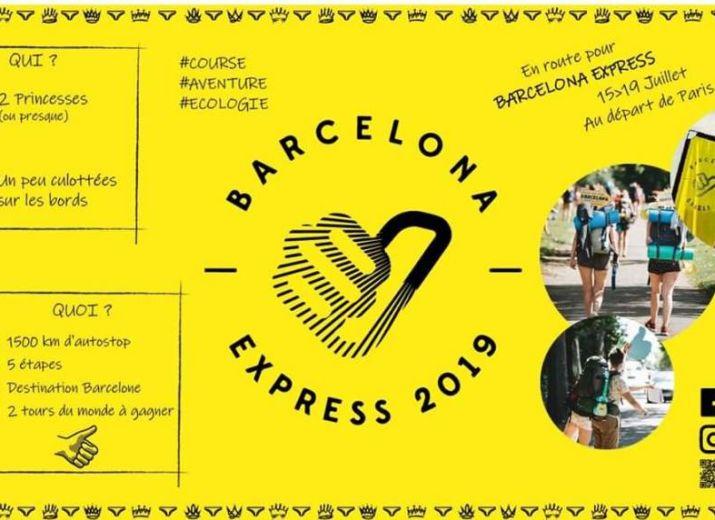 Princesses Culottées - Barcelona Express