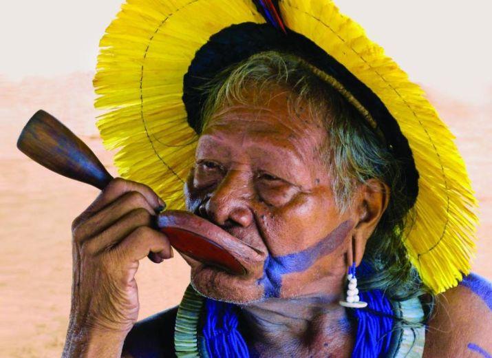 Soutenez Raoni pour sauver sa réserve du Xingu