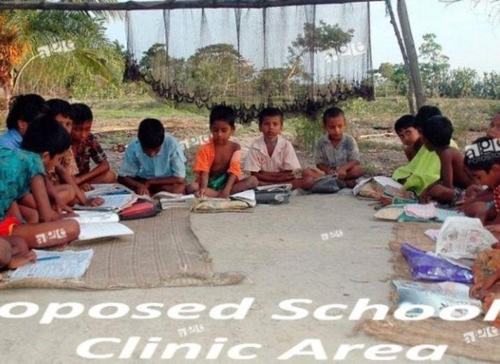 Education  for illiterate poor children