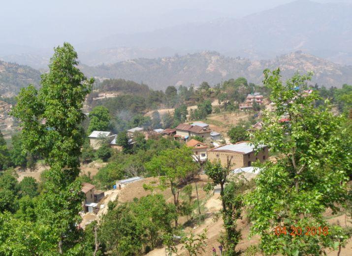 Une ferme solidaire pour le village népalais de Faskot
